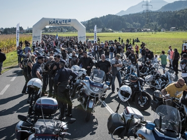 © Harley Davidson/ European Bike Week