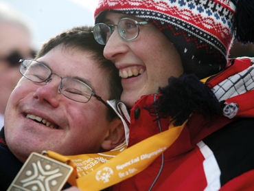 © Special Olympics International Esinkus